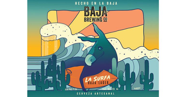 Baja Brewing Co. Introduces La Surfa Lager