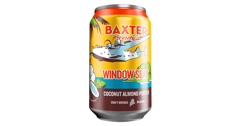 Baxter Brewing's Window Seat Coconut Almond Porter Returns