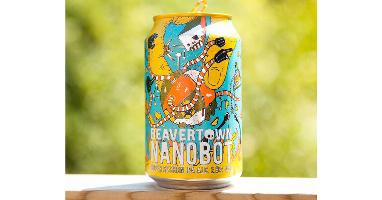 Beavertown Brewery Launches Nanobot Super Session IPA with 2.8% ABV
