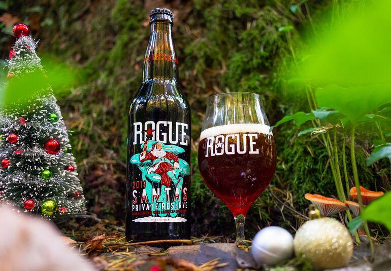 santa beers christmas eve