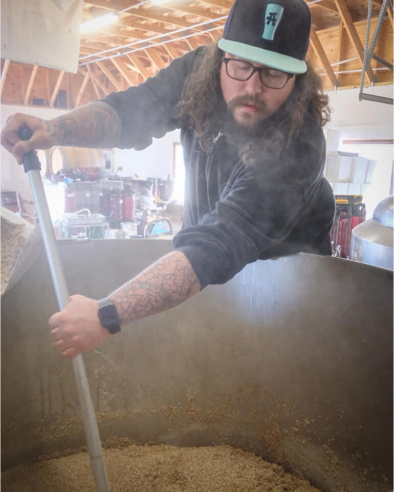 Bhramari Brewing Co. Founder and Head Brewer Gary Sernack Talks Rhymes with Purple