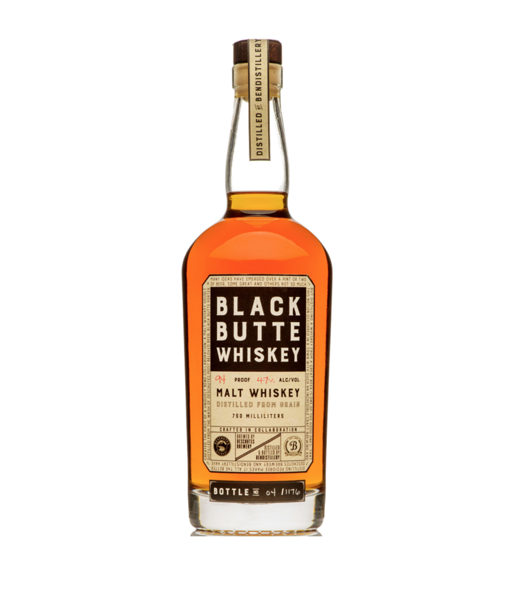 Black Butte Whiskey by Deschutes Brewery and Crater Lake Spirits Wins Best in Show at International Spirits Competition