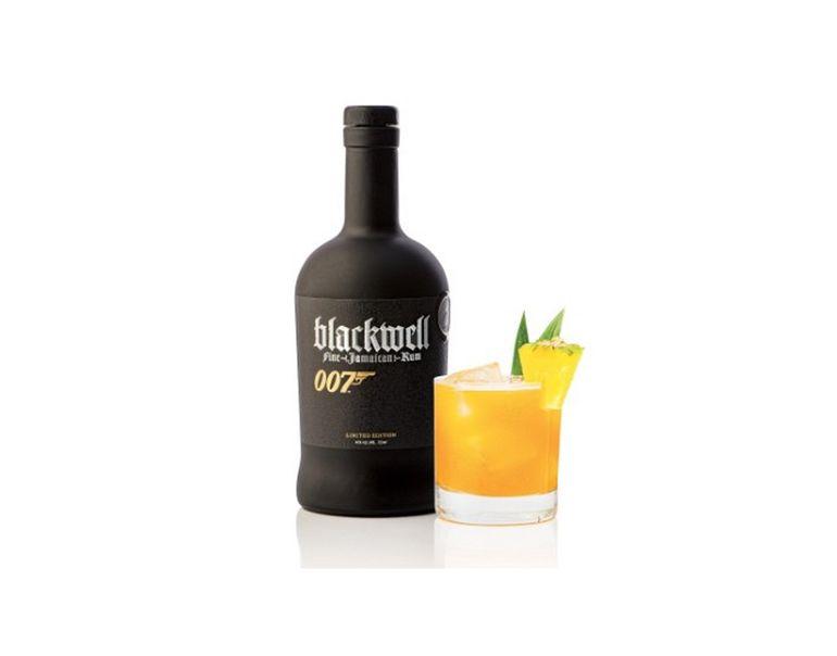 Blackwell Rum Unveils 007 Fine Jamaican Rum