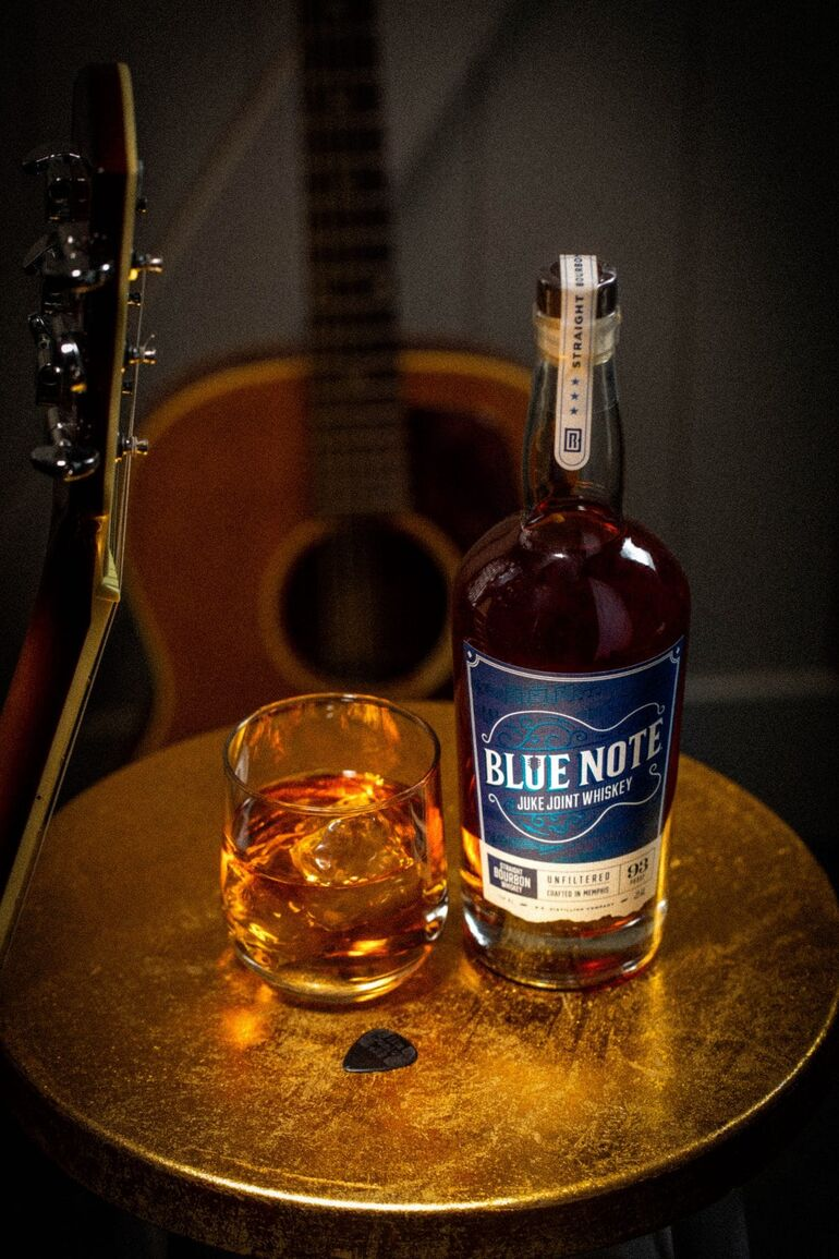 "Blue Note Bourbon Launches ""Blue Note Juke Joint"""