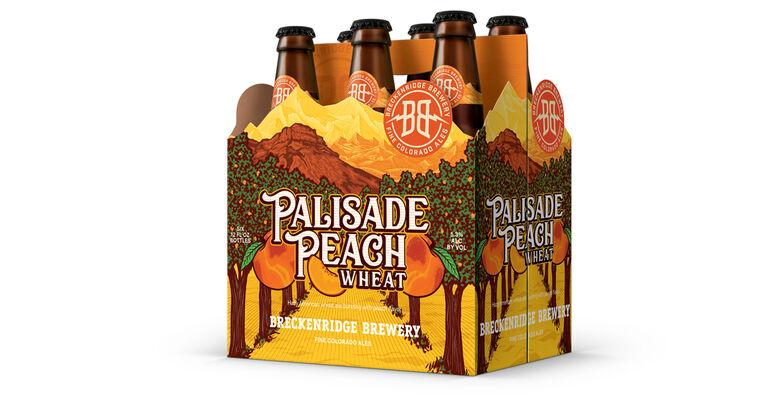 Breckenridge Brewery Debuts Palisade Peach Wheat