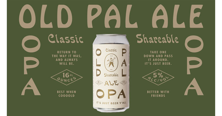 Cannabis Brand Old Pale Releases THC- and CBD-Free Old Pale Ale Beer