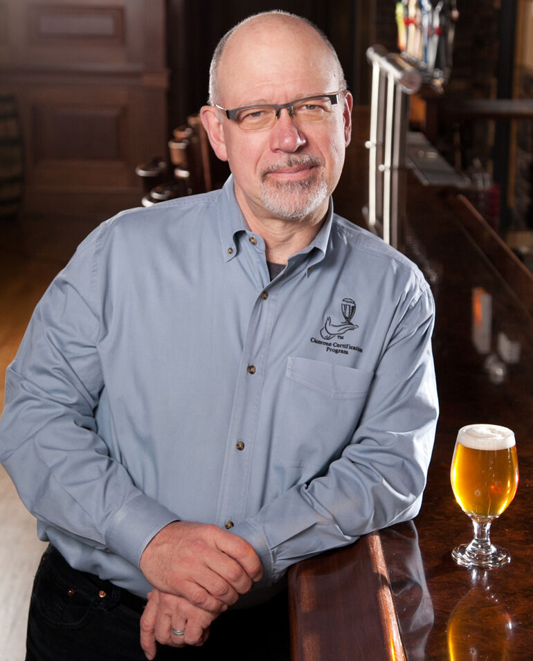 Ray Daniels, Founder of the Cicerone Certification Program.