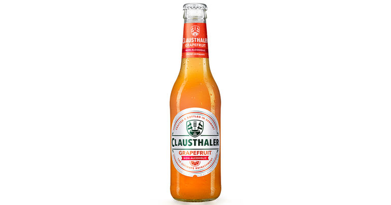 Clausthaler Grapefruit Non-Alcoholic Beer Debuts in the US