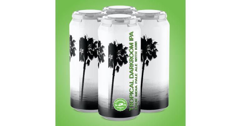 Coronado Brewing Co. Debuts Tropical Darkroom Sour IPA