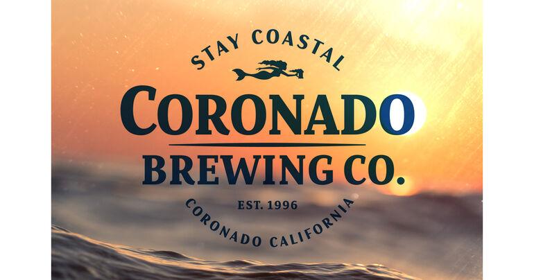 Coronado Brewing Introduces Peach Cruiser IPA in 16-Ounce Cans