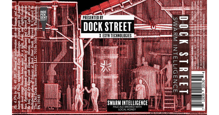 Dock Street Brewery Debuts First Drone-Assisted Beer