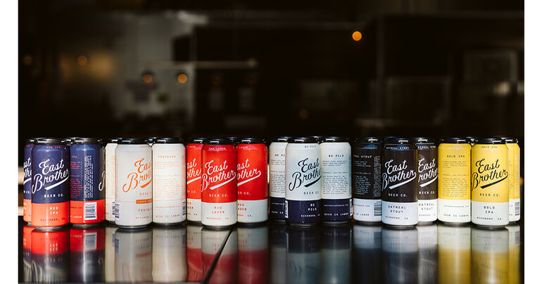 East Brother Beer Co. Expands Distribution to Pennsylvania