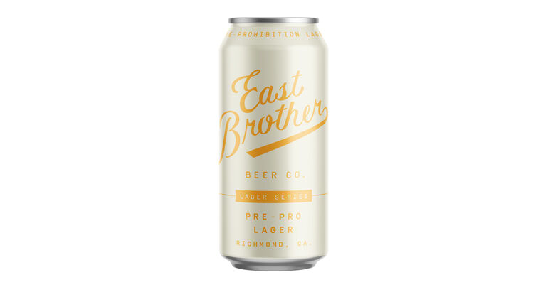 East Brother Beer Co. Unveils New Pre-Prohibition Lager