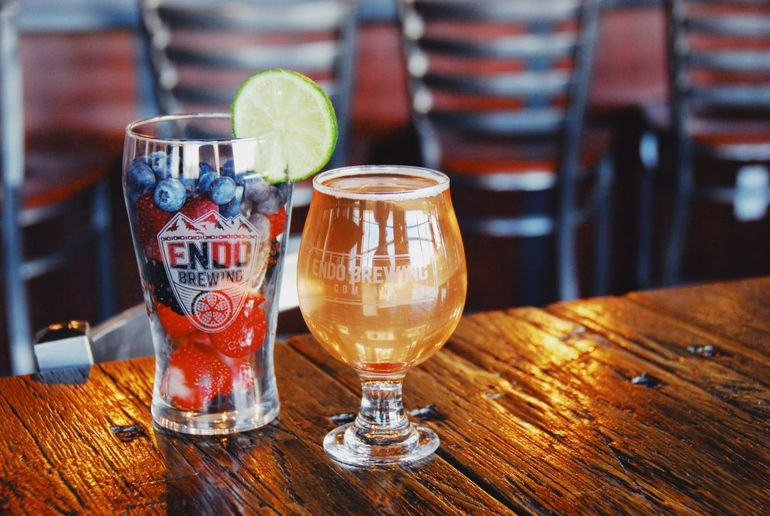 Endo Brewing Co. Debuts Hard Seltzer
