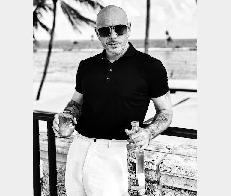 Espanita Artisanal Tequila Partners With Pitbull