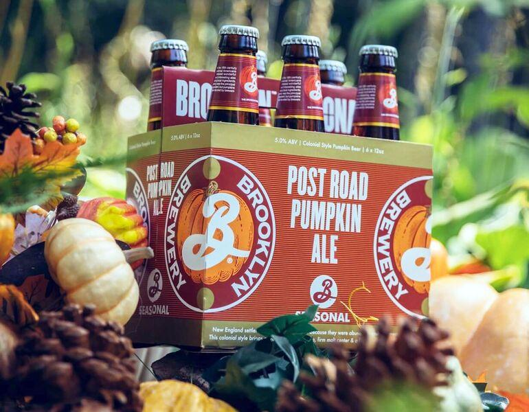 The Origins of Pumpkin Beer