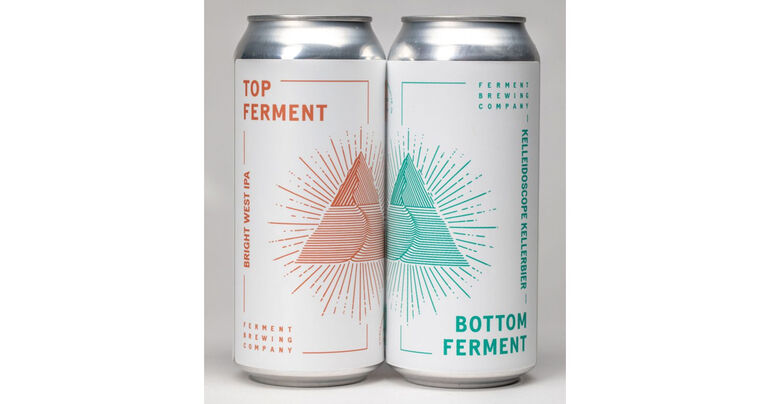 Ferment Brewing Co. Launches Quarterly 16-Ounce Can Line