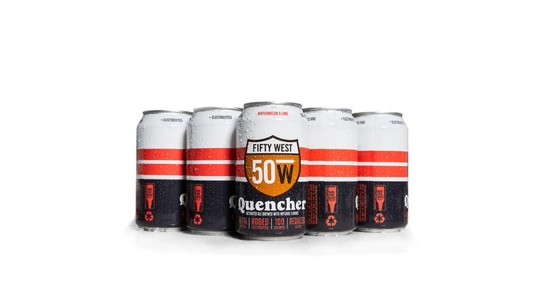 Fifty West Brewing Co. Announces Quencher Electrolyte Beer at Cincinnati Kroger Locations