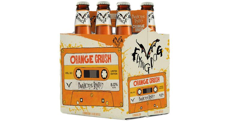 Flying Dog Brewery Releases Orange Crush Summer Seasonal