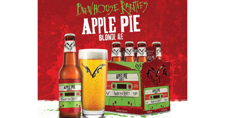Flying Dog Brewery Unveils Apple Pie Blonde Ale