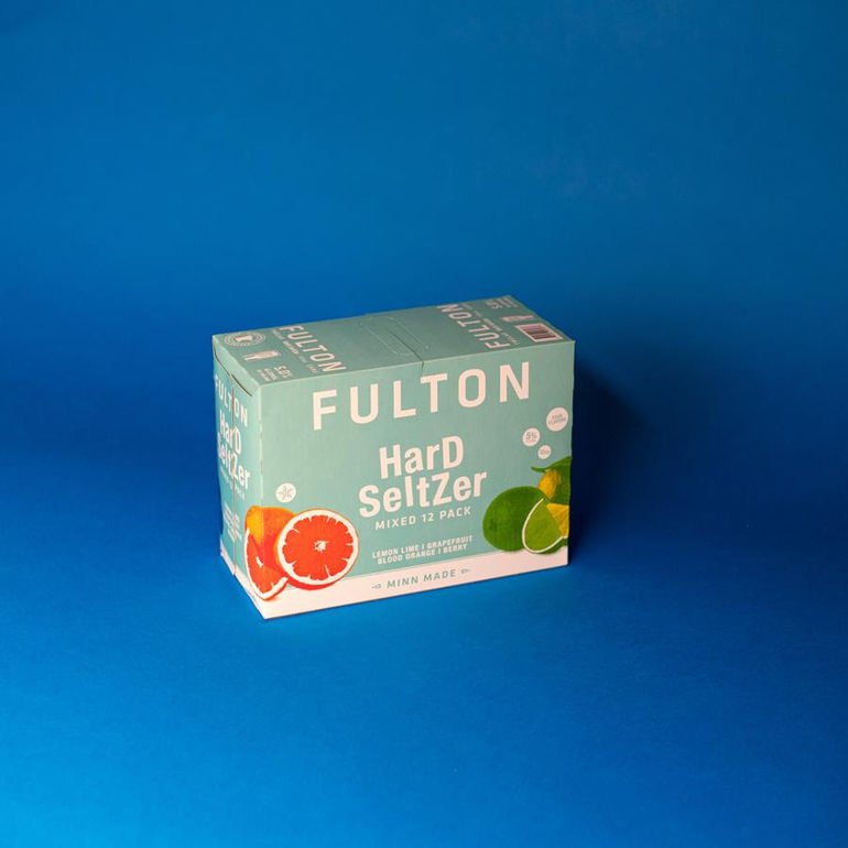 Fulton Brewing Launches Fulton Hard Seltzer