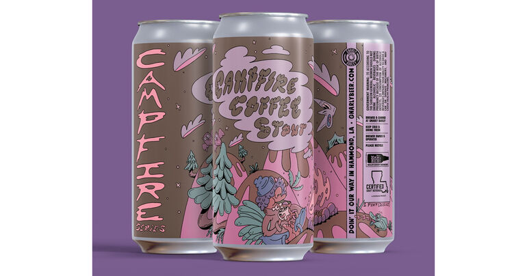 Gnarly Barley Brewing Co. Announces Release of Second Campfire Series Beer