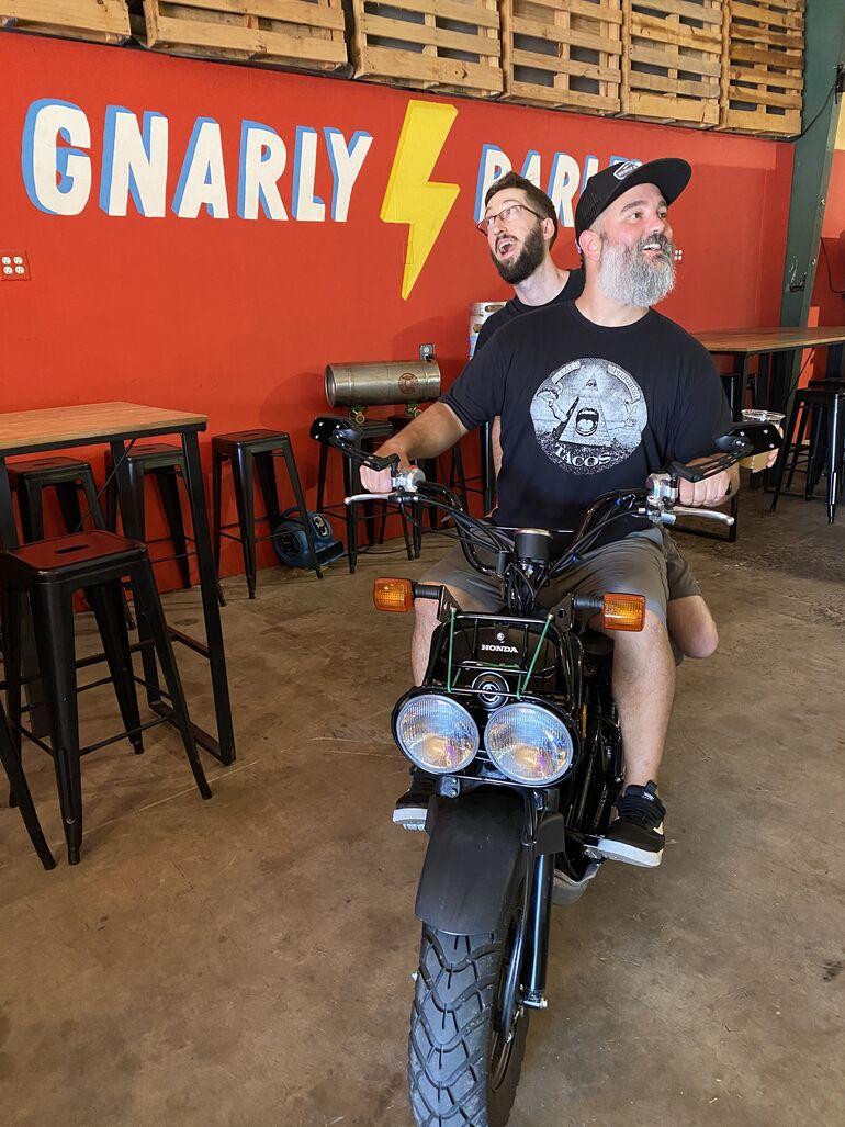 Gnarly Barley Brewing Co. Head Brewer Joey Charpentier Talks Jucifer