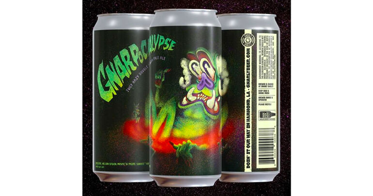 Gnarly Barley Brewing Co. To Release Gnarpocalypse DIPA for New Year's Eve