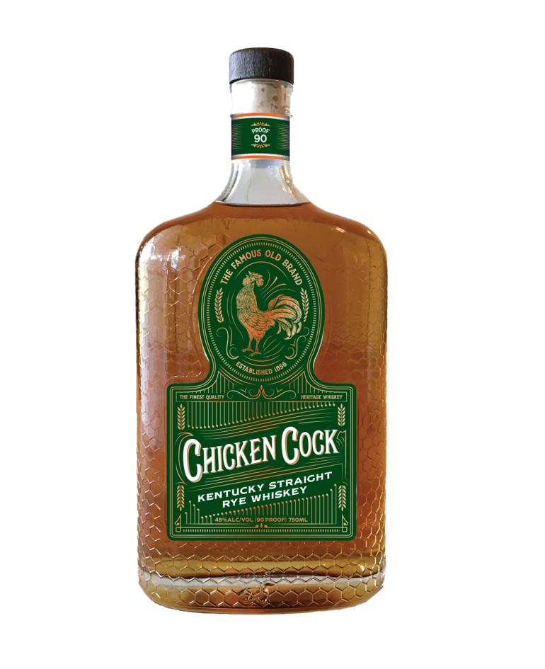 Grain & Barrel Spirits Debuts Chicken Cock Kentucky Straight Rye Whiskey