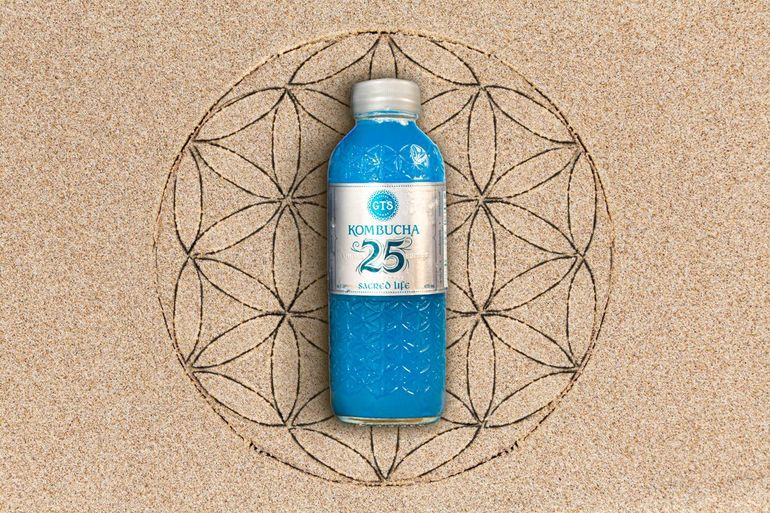 GT's Living Foods Celebrates 25th Anniversary with Limited-Edition Kombucha