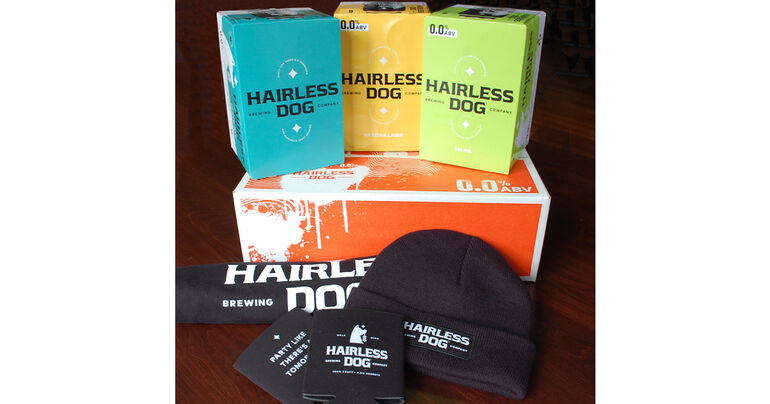 Hairless Dog Brewing Co. Unwraps Limited Edition Gift Pack