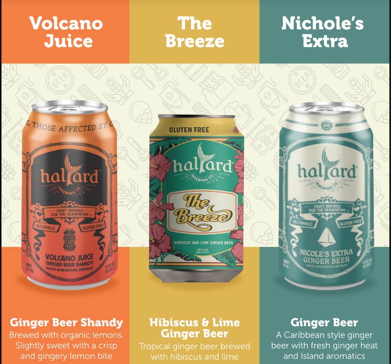 Halyard Brewing Co. Expands Distribution of Alcoholic Ginger Beer to 42 States