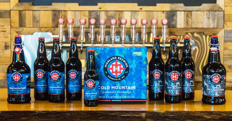 Highland Brewing Co.'s Cold Mountain Returns