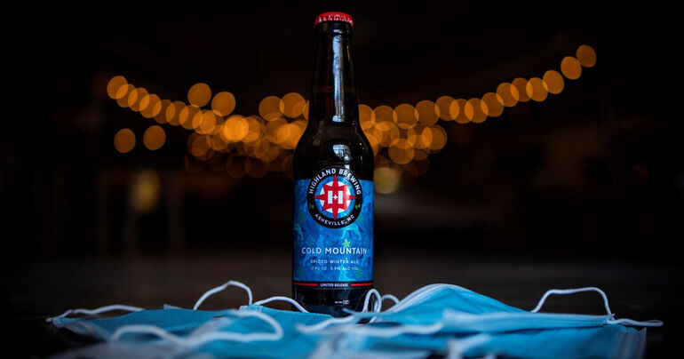Highland Brewing Co.'s Cold Mountain Spiced Winter Ale Returns