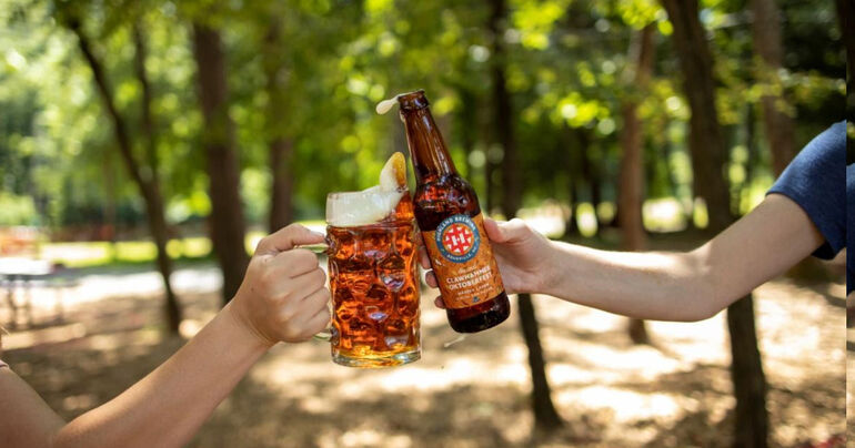 Highland Brewing Co. Clawhammer Oktoberfest Returns for Autumn