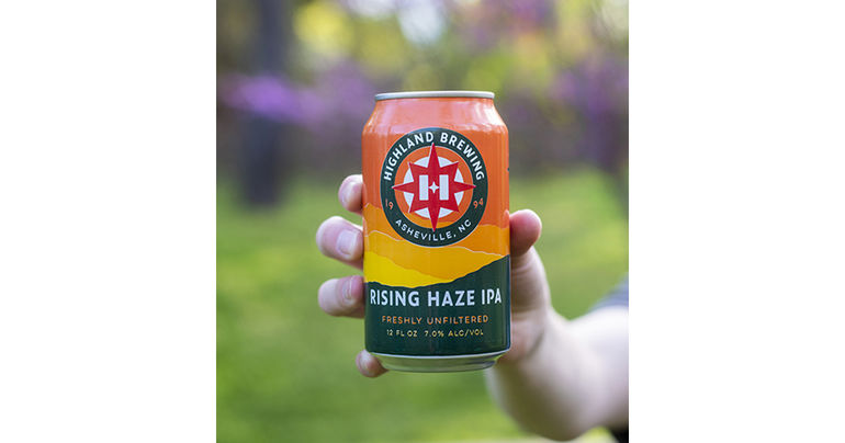 Highland Brewing Co. Releases New Year-Round Beer: Rising Haze IPA