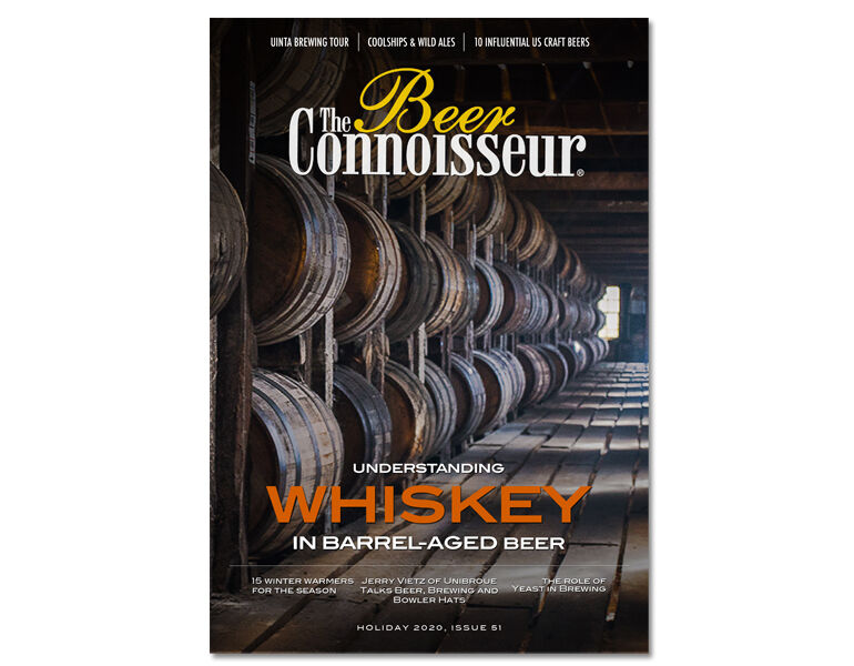 The Beer Connoisseur Holiday 2020, Issue 51