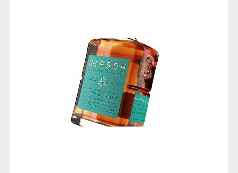 Hotaling & Co. Reintroduces HIRSCH Bourbon with New Expression
