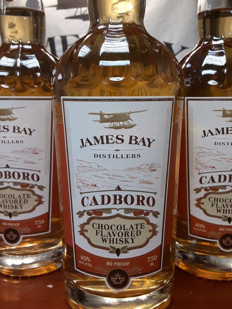 James Bay Distillers Ltd Expands Distribution with Total Wine & More