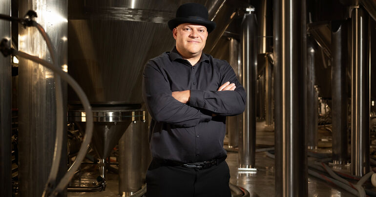 Jerry Vietz of Unibroue Talks Beer, Brewing and Bowler Hats