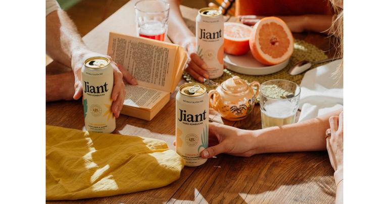 Jiant Hard Kombucha Expands Distribution Throughout Southern California