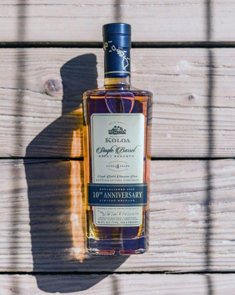 Koloa Rum Debuts Koloa Kaua`i Reserve Hawaiian Rum