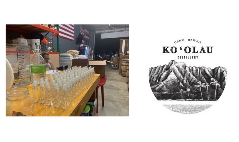 Ko'olau Distillery Shifts Some Whiskey Production to Hand Sanitizer