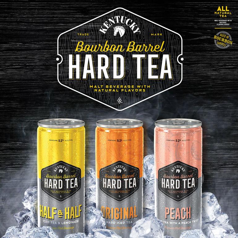 Lexington Brewing & Distilling Co. Debuts Line of Barrel-Aged Hard Teas