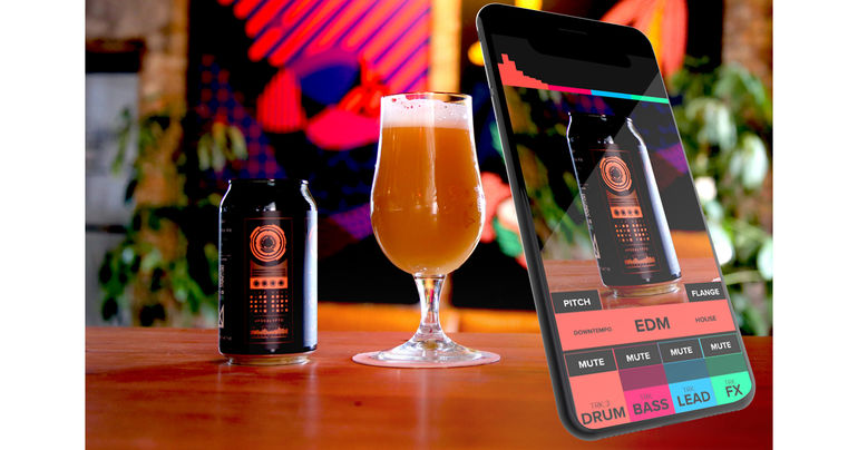 Marz Community Brewing Partners with M1 Interactive for Augmented Reality Music Creation Smartphone App