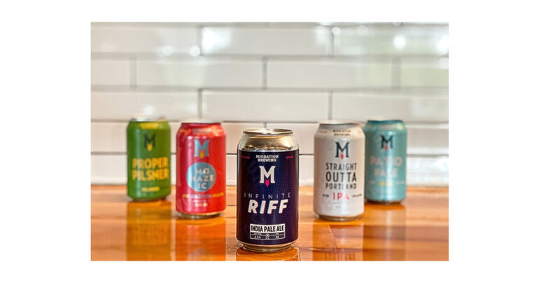 Migration Brewing Releases Infinite Riff IPA