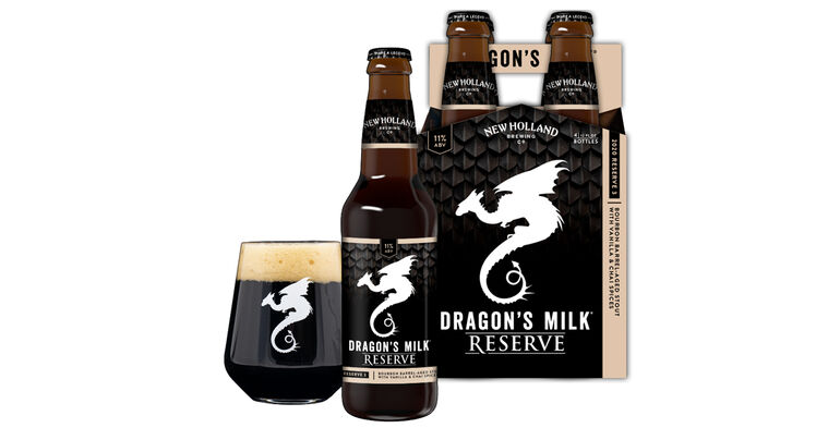New Holland Brewing Co. Rolls Out Iconic Dragon's Milk Reserve for Fall