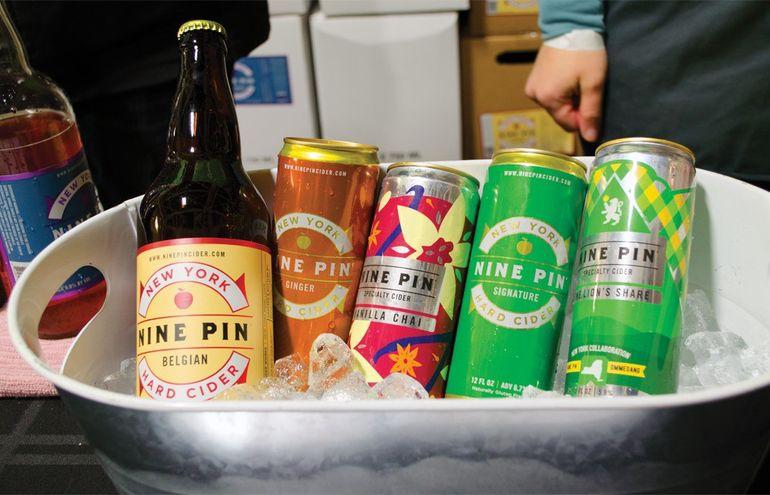 Nine Pin Cider to Direct Ship Hard Cider Across New York State