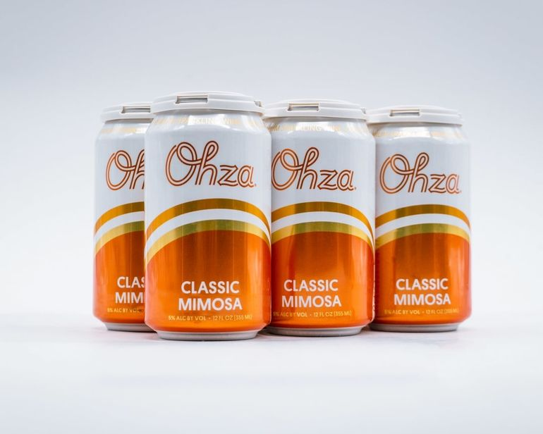 Ohza Unveils First-Ever Mimosas on Draft