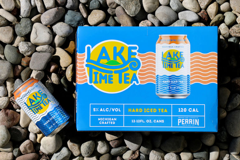 Perrin Brewing Co. Releases Lake Time Hard Iced Tea
